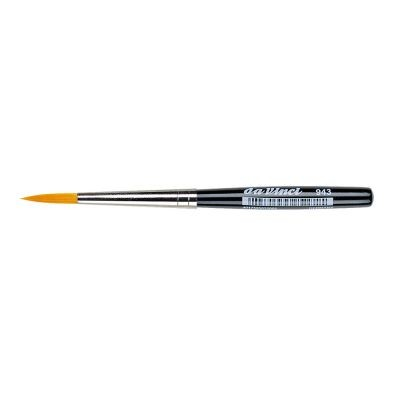 Da Vinci Series 943 Short Handled XS Round Brush