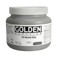 Golden Heavy Body Acrylic Colours 946ml Tubs