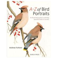 A-Z of Bird Portraits by Andrew Forkner