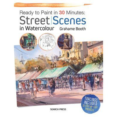 Ready to Paint in 30 Minutes - Street Scenes
