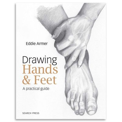 Drawing Hands & Feet by Eddie Armer