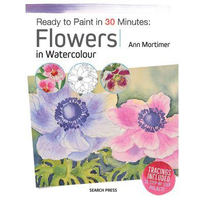 Ready to Paint in 30 Minutes - Flowers