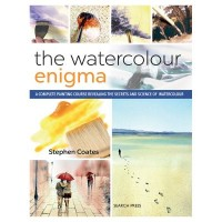 Watercolour Enigma by Stephen Coates