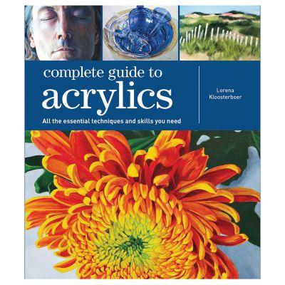 Complete Guide to Acrylics