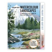 The Paint Pad Artist - Watercolour Landscapes