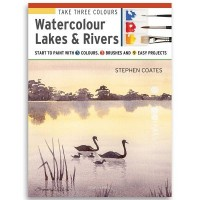 Take Three Colours Watercolour Lakes & Rivers