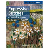 The Textile Artist - Expressive Stitches