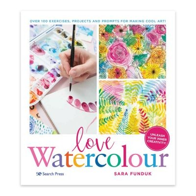 Love Watercolour by Sara Funduk