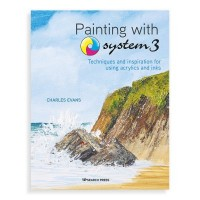 Painting with System 3 Acrylics by Charles Evans