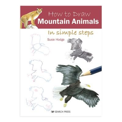 How to Draw Mountain Animals by Susie Hodge