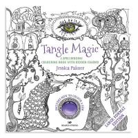 Tangle Magic Large Format Colouring Book