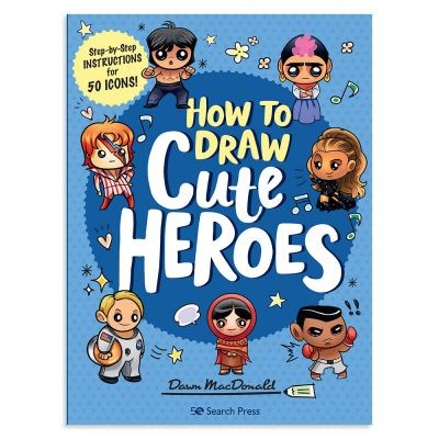 How to Draw Cute Heros