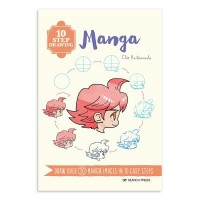 10 Step Drawing - Manga