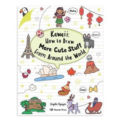 Kawaii How to Draw More Cute Stuff from Around the World