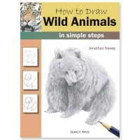 How to Draw Wild Animals by Jonathan Newey