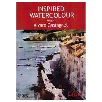 Inspired Watercolour with Alvaro Castagnet DVD