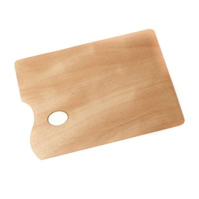 Loxley Oblong Wooden Palette