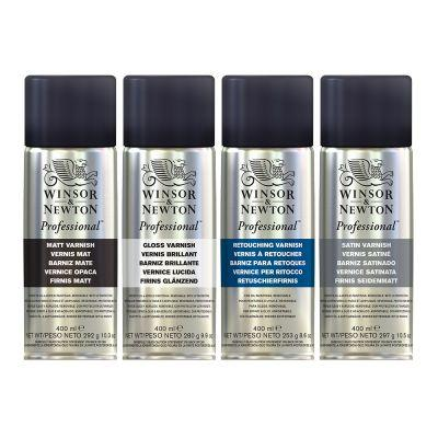 Winsor & Newton Aerosol Varnish