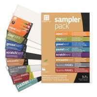 Ampersand Sample Packs and Boards