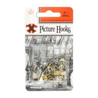Small X Hooks - Pack of 5