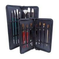 Pro Arte Brush Holder Case
