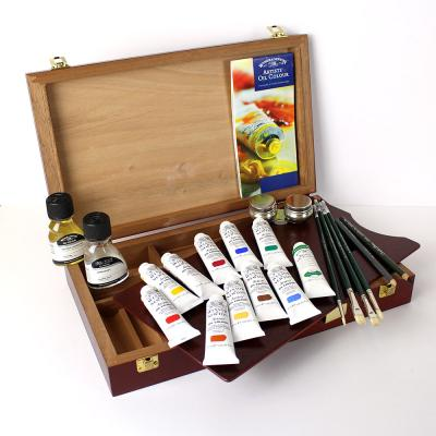 Winsor & Newton Bloomsbury Box Set