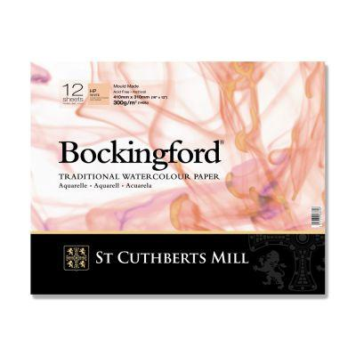 Bockingford HP Watercolour Paper Pads
