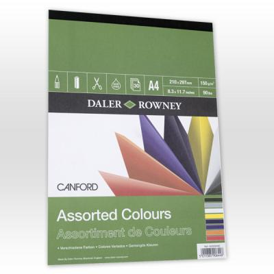 Canford Assorted Colours