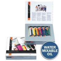 Cobra Artist Water Mixable Oil Colour Starter Set