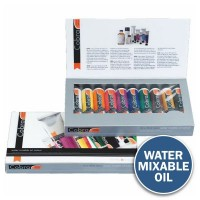 Cobra Artist Water Mixable Oil Colour Value Pack
