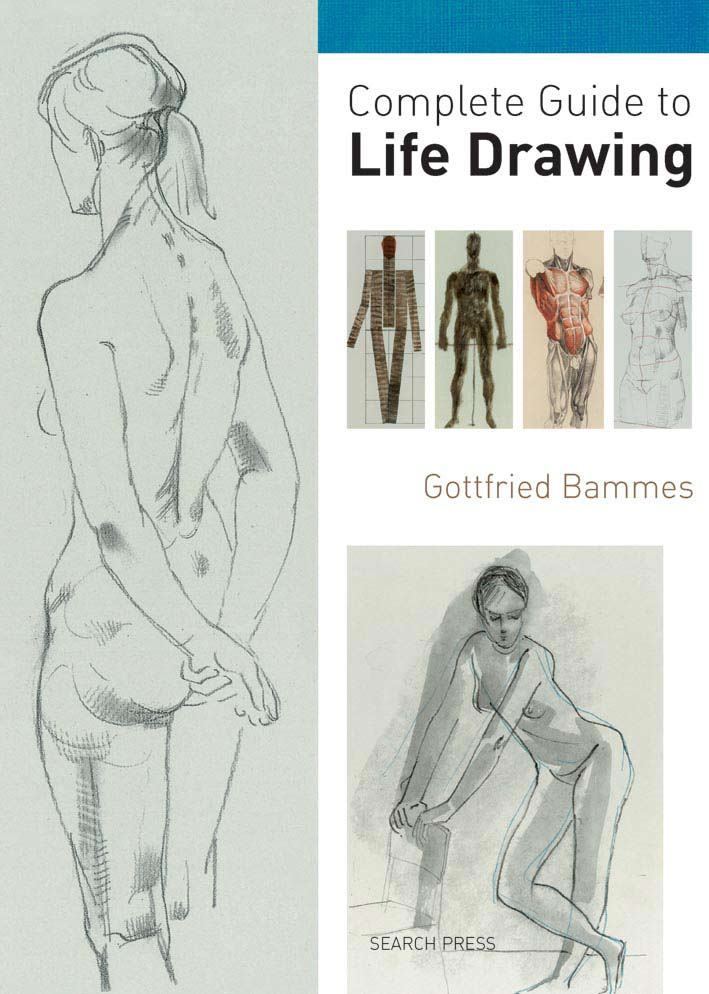 Complete Guide to Life Drawing - Ken Bromley Art Supplies