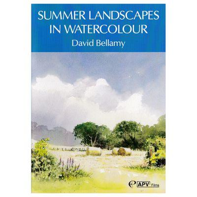 Summer Landscapes in Watercolour with David Bellamy DVD