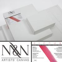 M&W Deep Edge Stretched Canvas Carton (Metric sizes)
