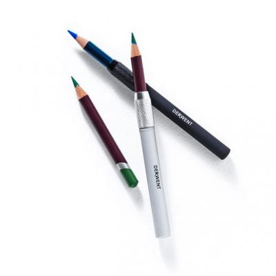 Derwent Pencil Extenders Pack of 2