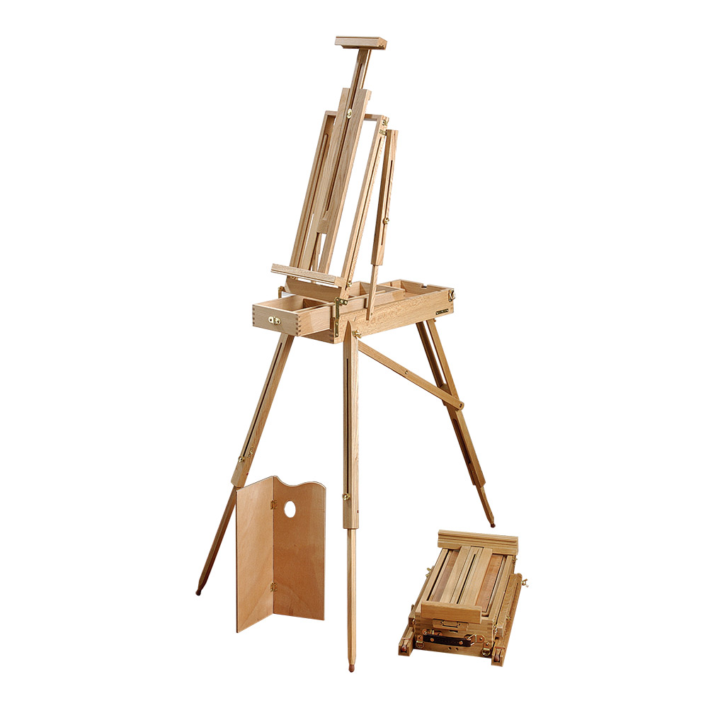 loxley wiltshire sketch half box easel ken bromley art supplies
