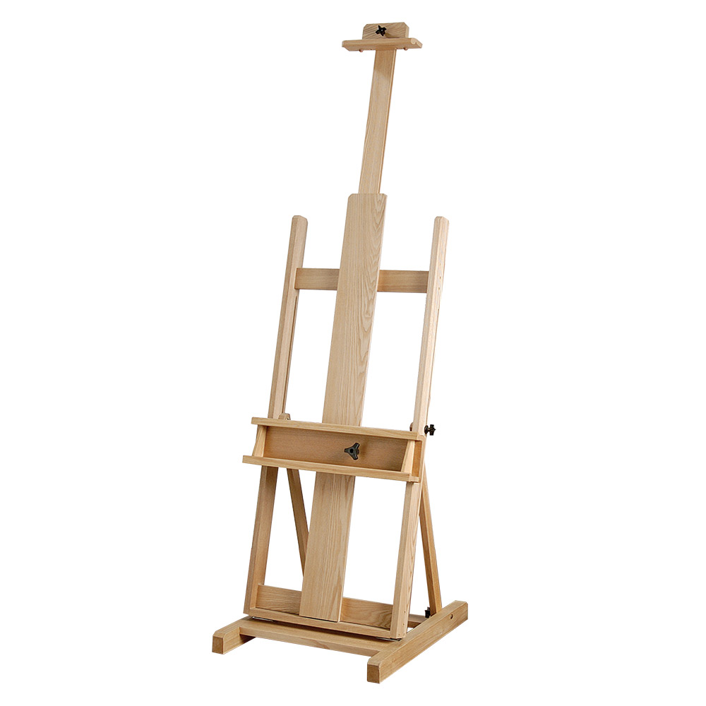 Loxley Stirling Heavy Duty H Frame Easel - Ken Bromley Art Supplies