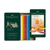 Faber Castell Polychromos Artists Colour Pencil Sets