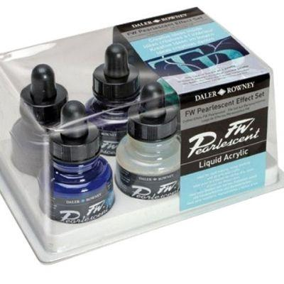 FW Pearlescent Ink Set