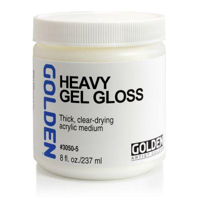 Golden Heavy Gel