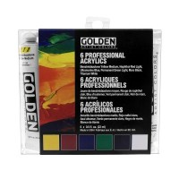 Golden Heavy Body Set 6 x 22ml Tubes