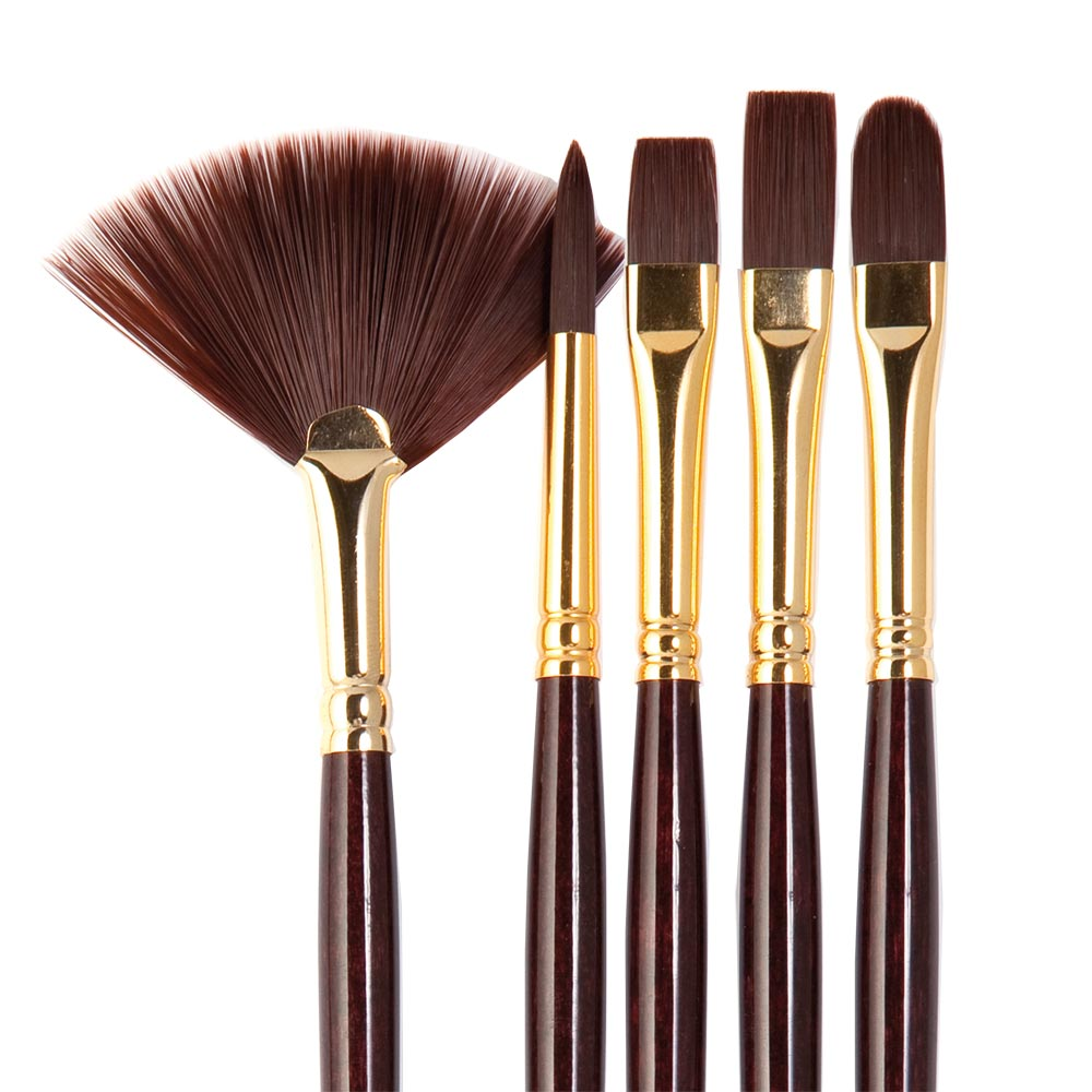 Galeria: Galeria Long Handle Brush Set