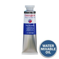 Georgian Water Mixable Oil Colours 37ml Tubes