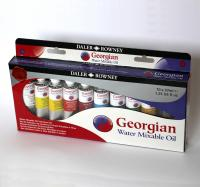 Georgian Water Mixable Oil 10 x 37ml Tube Set