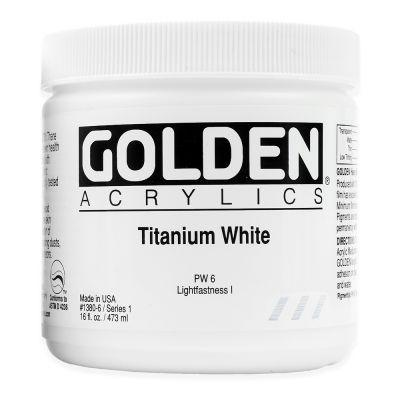 Additional Golden Heavy Body Whites and Blacks