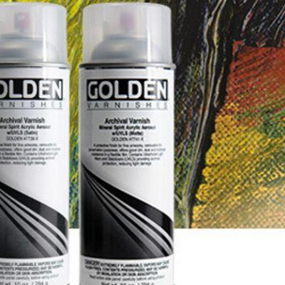 Golden Archival Varnish Aerosol 400ml