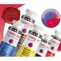 Georgian Watermixable Oil Colours 37ml Tubes