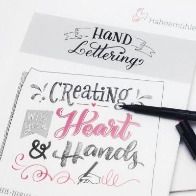 Hahnemuhle Hand Lettering Pad
