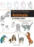 How to Draw Animals by Eva Dutton & Polly Pinder