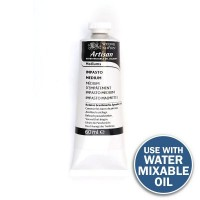 Artisan Water Mixable Impasto Medium