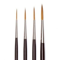 Isabey 6222 Pure Sable Liner Brush